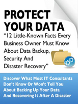 Free Report: Protect Your Data