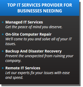 top IT services